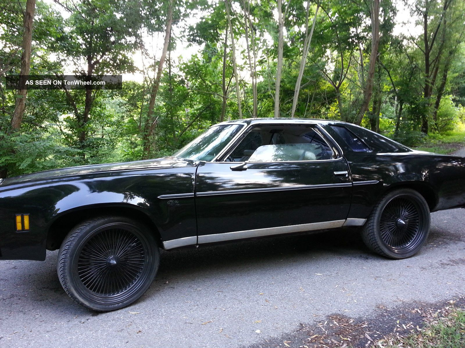 Chevelle Malibu Classic Coupe Wheels Don T Miss This Sharp Car Look Lgw