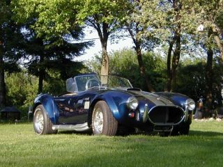 1966 Ac Shelby Cobra 427 S / C Roadster With A Real 427 And 4 Speed Top Loader photo