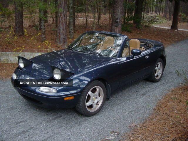 1997 Mazda Miata Convertible Sto