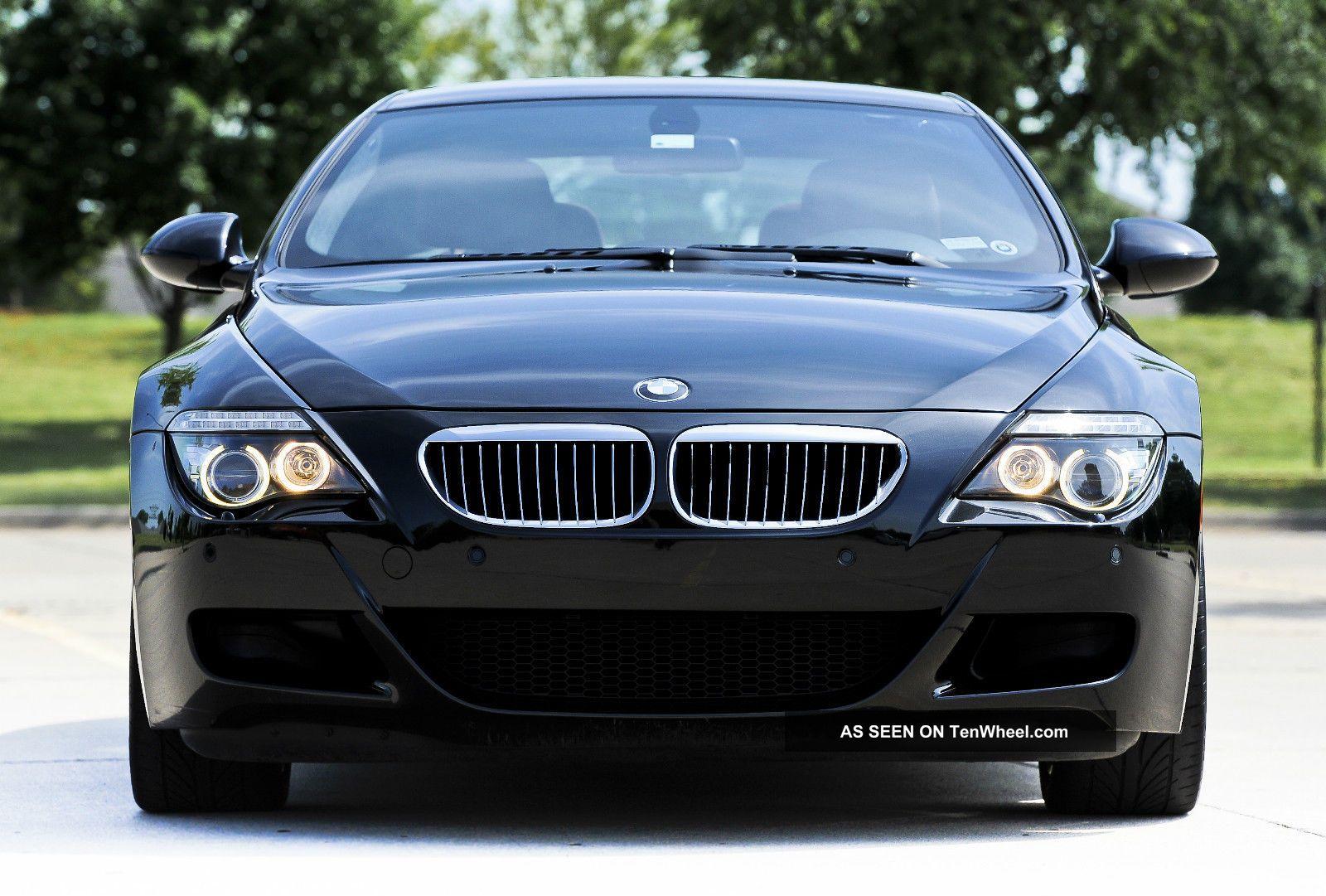 2010 Bmw M6 Base Coupe 2 Door 5 0l