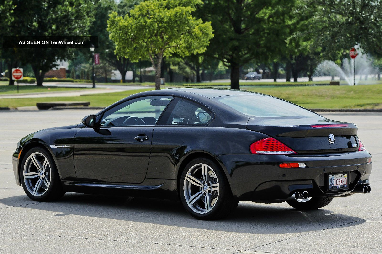 2010 Bmw M6 Base Coupe 2 Door 5 0l