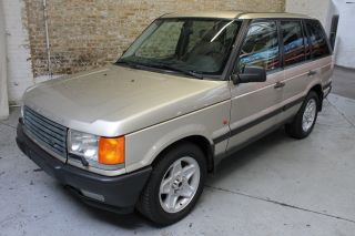 1998 Land Rover Range Rover Hse Fresh Trade - In Runs & Drives - Mechanic Special photo