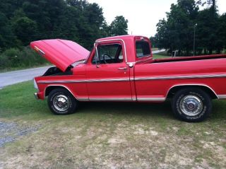 1968 Ford F - 100 Ranger - photo