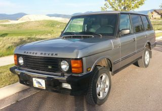 1995 Range Rover Classic Lwb 25th Anniversary photo