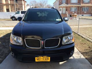 2008 Pontiac Torrent Base Sport Utility 4 - Door 3.  4l photo