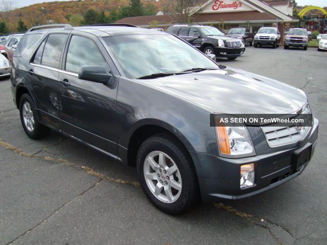 2008 Cadillac Srx Awd Crossover SRX photo