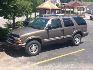 1998 Chevrolet Blazer Ls Sport Utility 4 - Door 4.  3l 4wd photo
