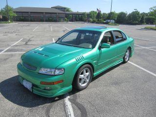 1997 Nissan Maxima Se Sedan 4 - Door 3.  0l photo