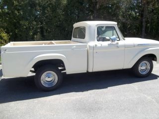 1962 Ford F - 100 Pickup photo