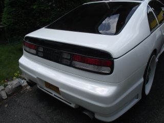1990 Nissan 300zx Base Coupe 2 - Door 3.  0l photo