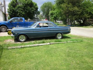 1964 Ford Falcon Hardtop 2door 289 3speed photo