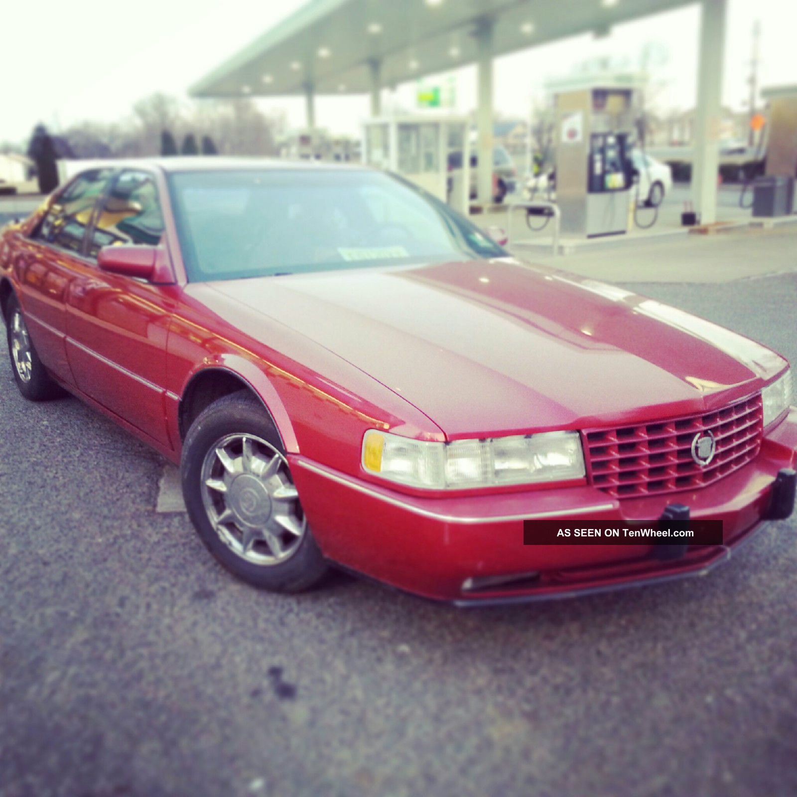 1995 Cadillac Seville Sts Sedan 4 - Door 4.  6l Seville photo
