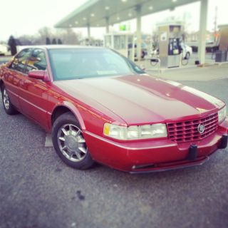 1995 Cadillac Seville Sts Sedan 4 - Door 4.  6l photo