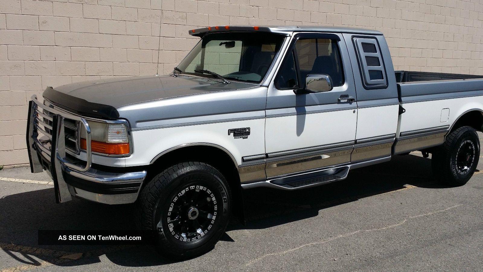 1976 chevrolet k10 pickup interior 157719 - 1997 F250 Supercab Xlt 4x4 Longbed 7 3 Powerstroke Turbo Diesel 177k 67 72 Chevrolet 4 Sale Autos Post 1976 Chevrolet K10 Pickup
