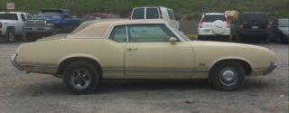 1971 Oldsmobile Cutlass Supreme photo