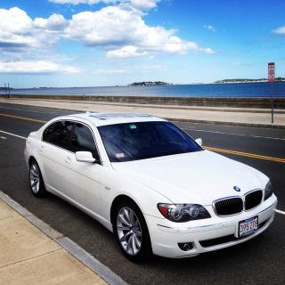 2007 Bmw 750li Base Sedan 4 - Door 4.  8l photo