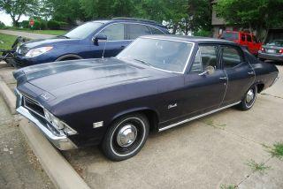 Rare 1968 Chevelle 300 Deluxe photo