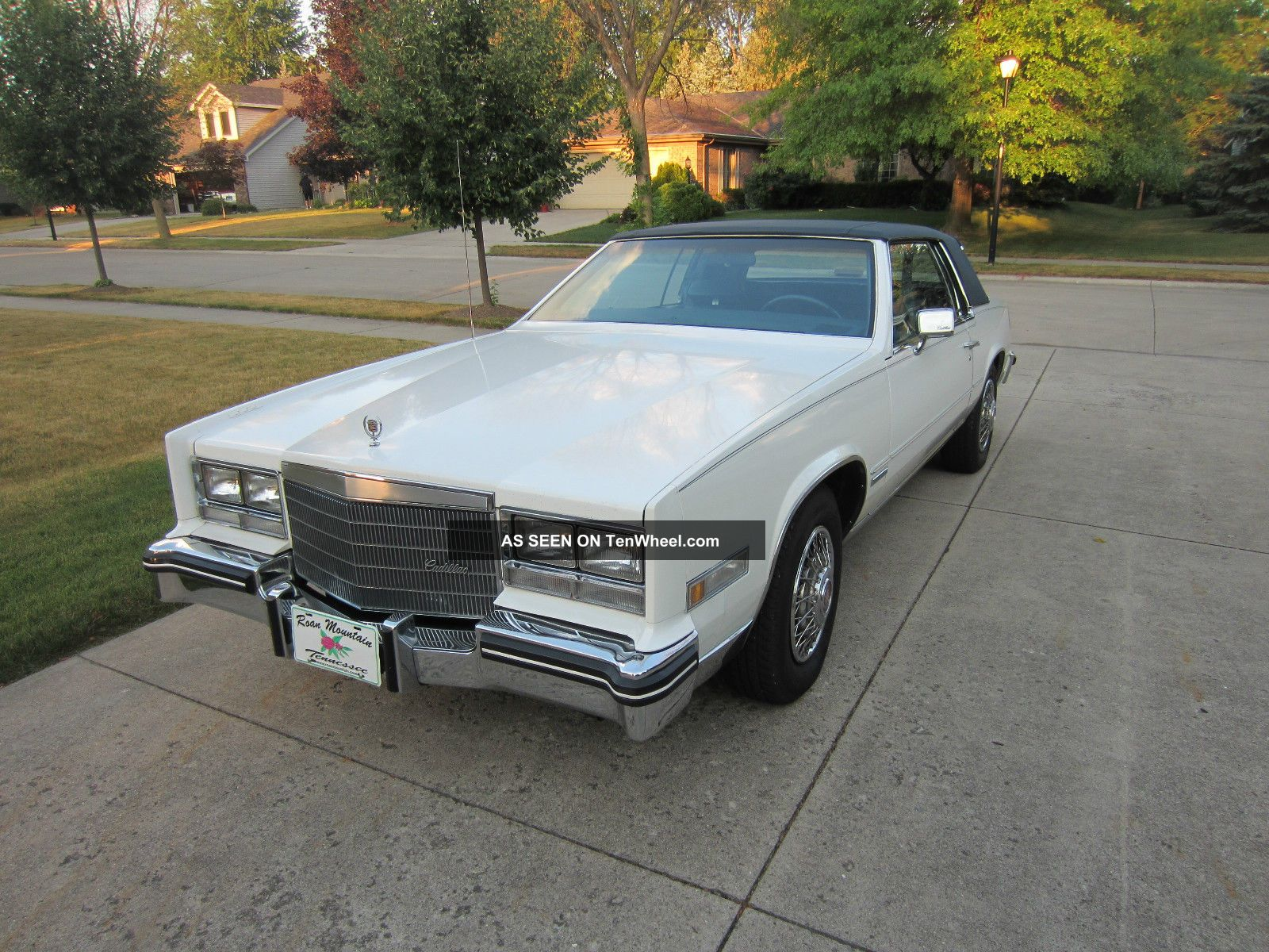 1983 Cadillac Eldorado Touring Coupe Eldorado photo