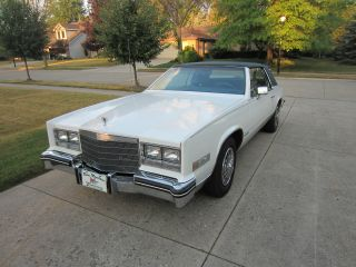 1983 Cadillac Eldorado Touring Coupe photo