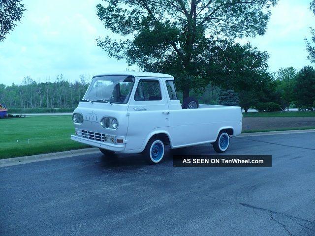 Rare Solid 1963 Econoline Pickup (e100) Other Pickups photo