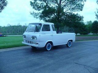 Rare Solid 1963 Econoline Pickup (e100) photo