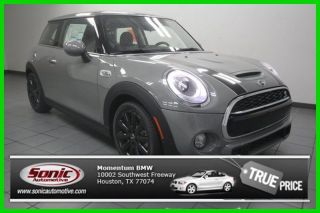 2014 Cooper S Turbo 2l I4 16v Manual Front - Wheel Drive Hatchback Premium photo