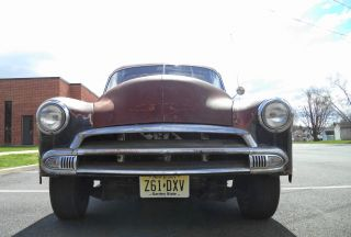 1952 Chevy Hot Rod Sport Sedan photo