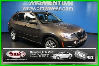 2011 Xdrive35i Cpo Turbo 3l I6 24v Automatic Awd Suv 3rd Row photo
