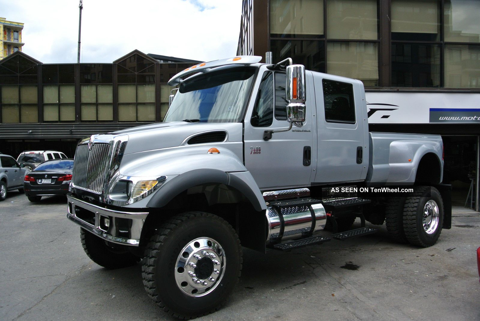 2005 International Cxt 7400 Other photo