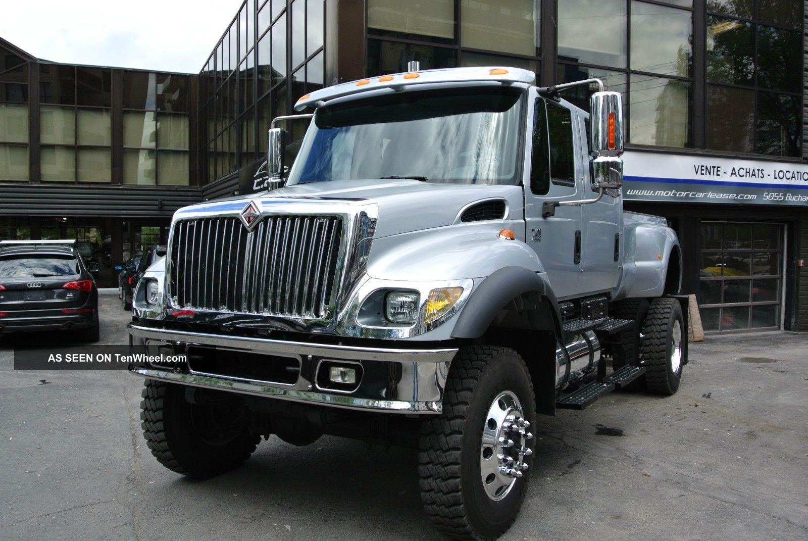 2005 International Cxt 7400