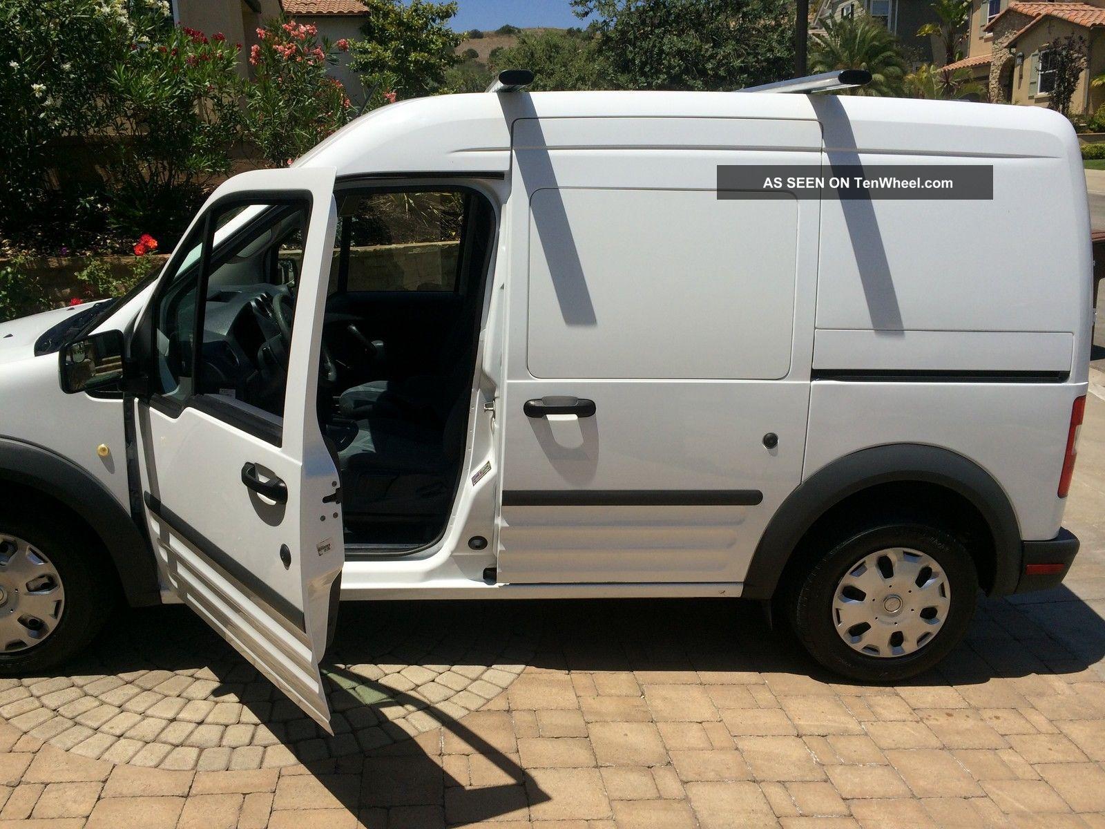 2011 ford transit connect xl mini cargo van 4 door 2 0l. Black Bedroom Furniture Sets. Home Design Ideas