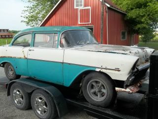 1956 Chevy 210 2 Door photo