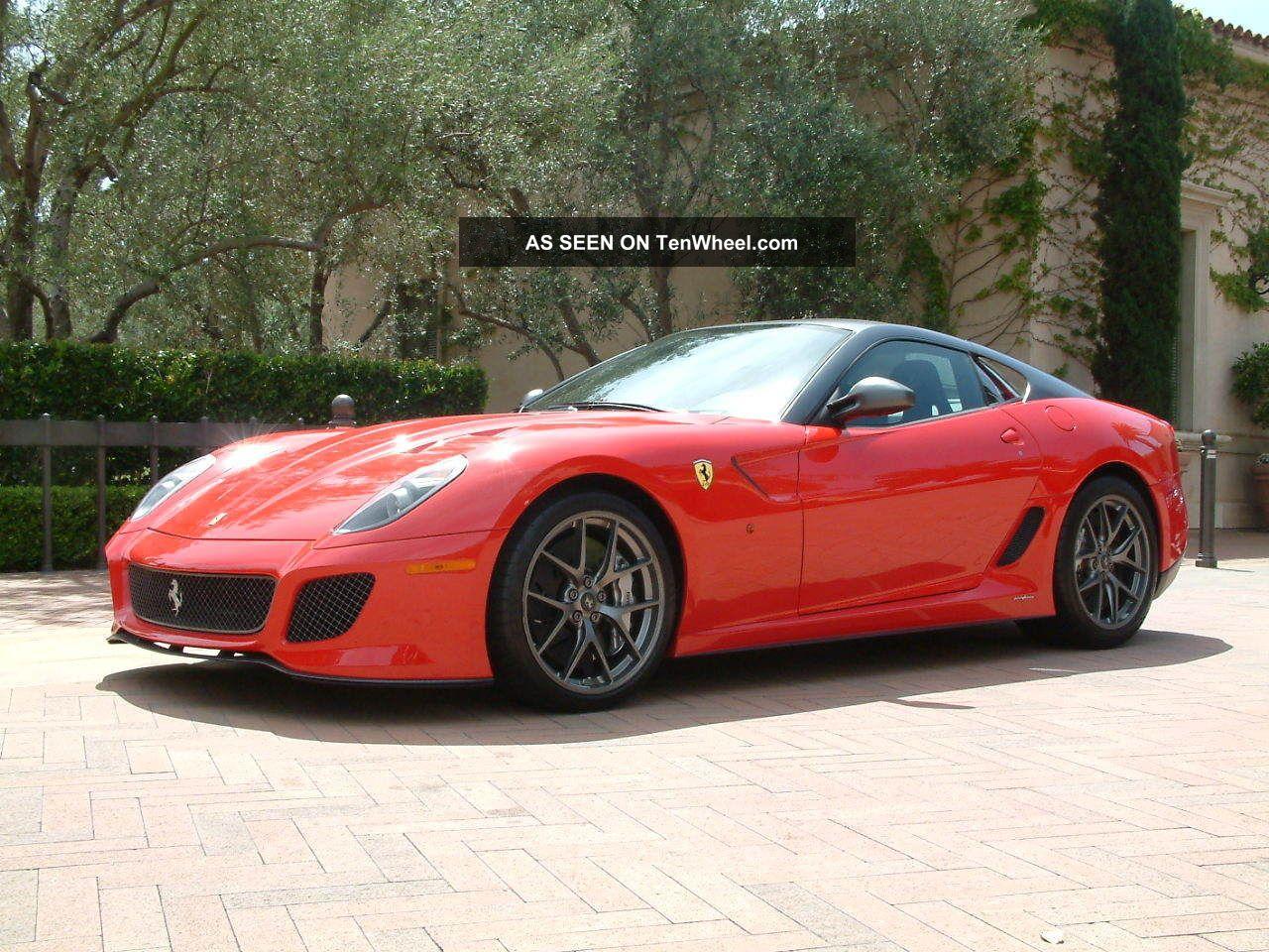 2011 Ferrari 599 Gto 599 photo