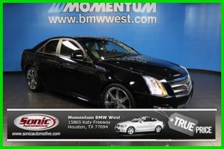 2010 Premium 3.  6l V6 24v Rwd Sedan Onstar Bose Chrome Wheels Roof Foglights photo
