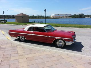 1964 Buick Lesabre Base Convertible 2 - Door 4.  9l photo