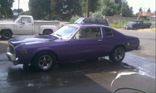 1976 Ply.  Volare,  Aspen,  Duster,  Roadrunner,  Crate Engine,  Rebuilt Tr photo