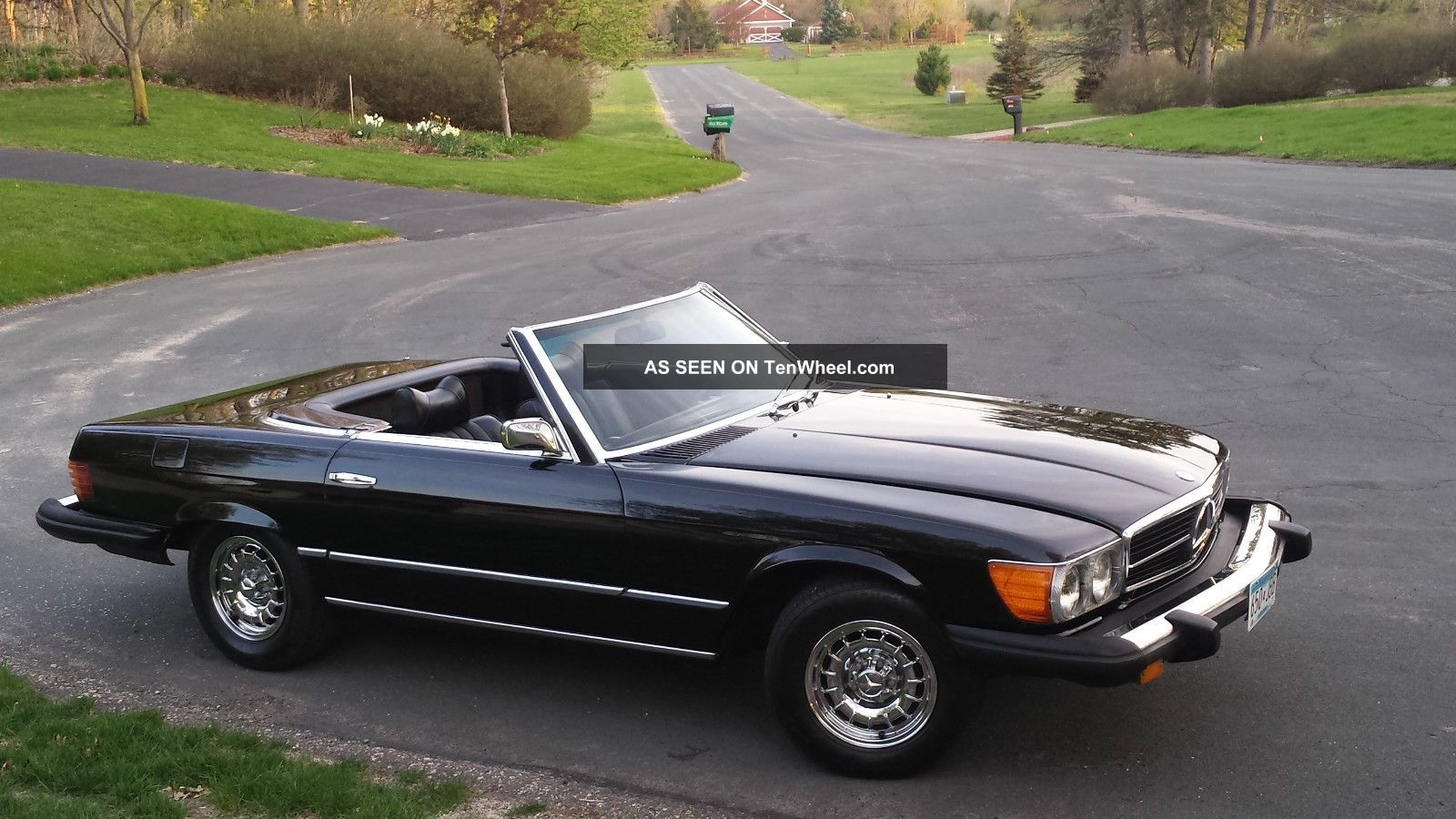 1975 mercedes benz 450sl base convertible 2 door 4 5l for 1975 mercedes benz 450sl convertible