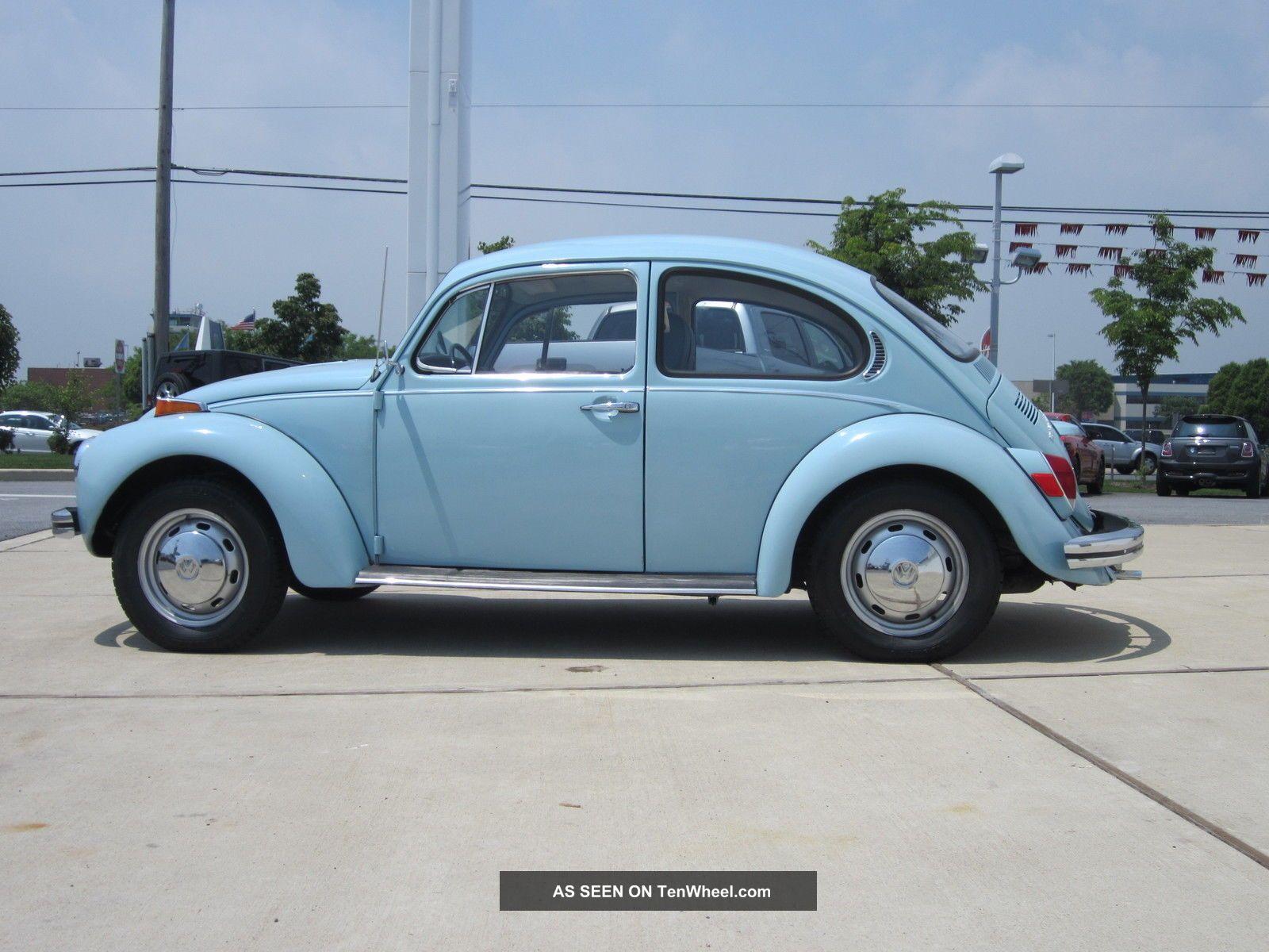 & Solid 1972 Beetle Beetle - Classic photo