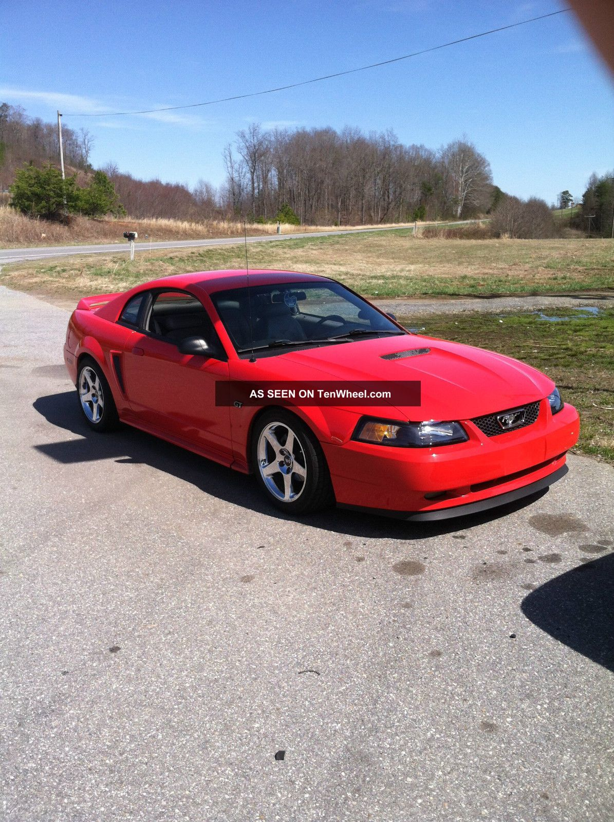 Ford Eclipse 2013 >> Performance Red 2000 Mustang Gt
