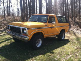 1978 Ford Bronco photo