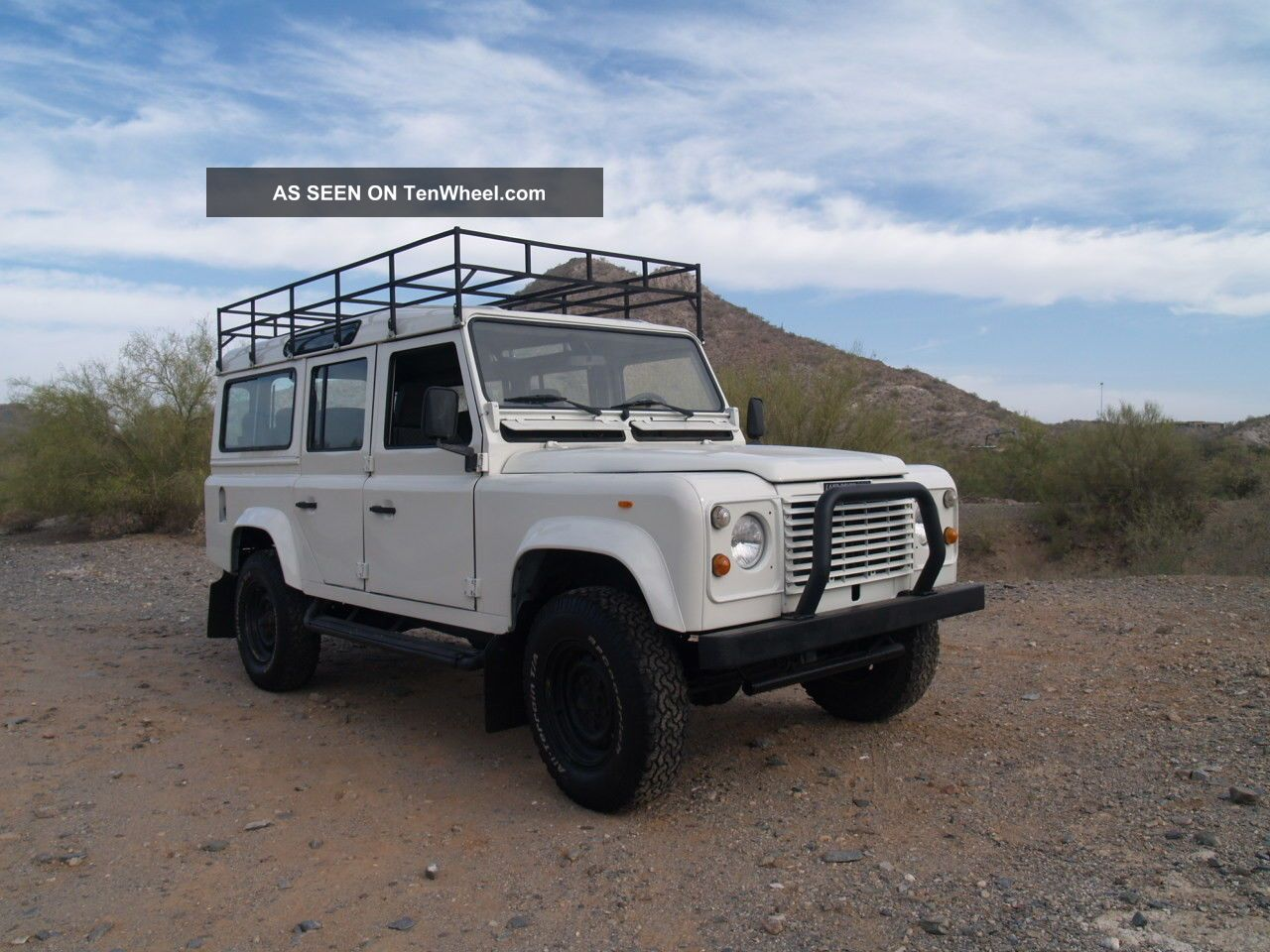 Land Rover 110 Defender 1988 Lhd Defender photo