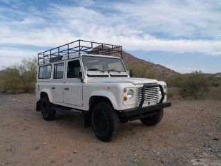 Land Rover 110 Defender 1988 Lhd photo