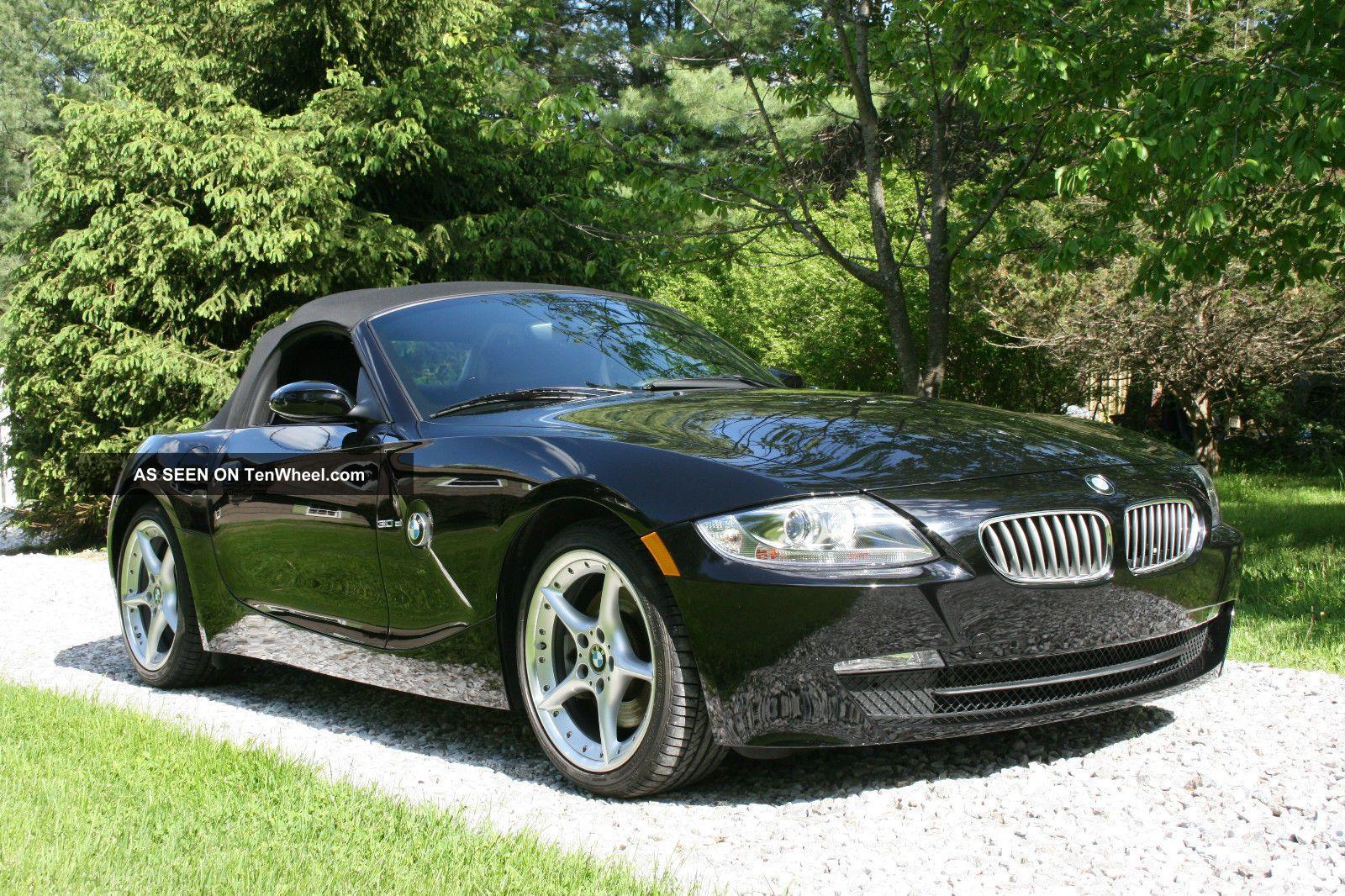 2008 Bmw Z4 3 0si