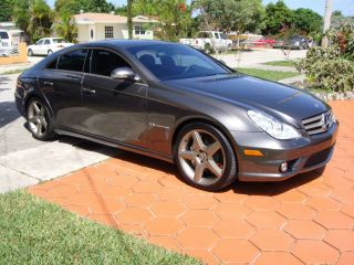 2006 Mercedes Cls 55 Amg photo