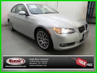 2009 328i (2dr Cpe 328i Rwd) 3l I6 24v Manual Rwd Coupe Premium photo