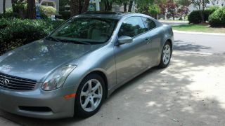 2004 Infiniti G35 In Meticulously Maintained photo