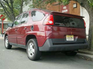 2002 Pontiac Aztek Base Sport Utility 4 - Door 3.  4l photo