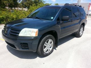 2004 Mitsubishi Endeavor Ls Sport Utility 4 - Door 3.  8l photo
