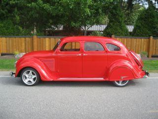 Rare 1934 Desoto Airflow Sedan Streetrod photo