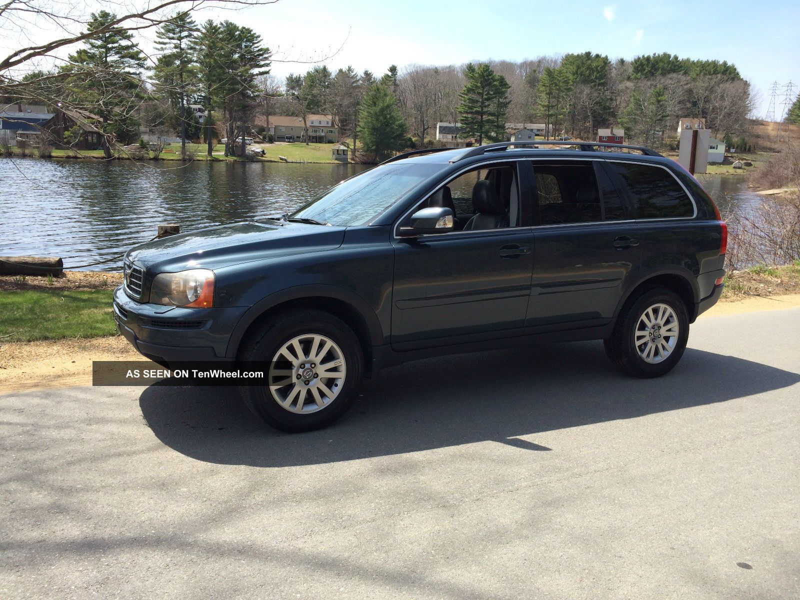 2008 Volvo Xc90 3.  2 Awd Suv,  Remarkable Shape All Around XC90 photo